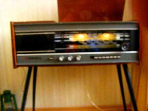 My Kantata 204 radio.