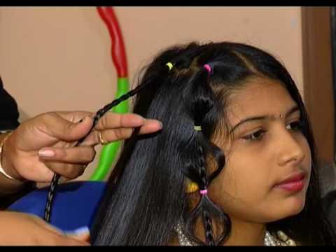 Siga Singaaram-39 (Hair style video by eenadu.net)