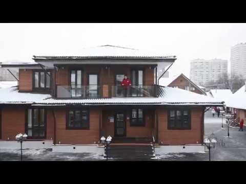«Теремъ» - экскурсия: дом Генерал 14х20,5 м
