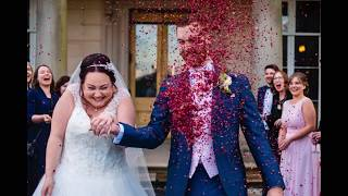 Haigh Hall Hotel Wedding Photography Slideshow
