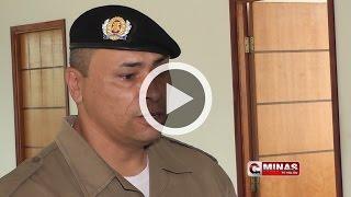 Sargento Vilanova assume o comando da Polícia Militar de Juruaia