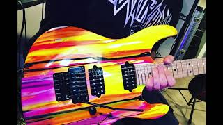 Suhr 80s Shred - Maple Drip - Demo Song