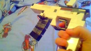 lego wolf team ak 27 w sight and handle grip