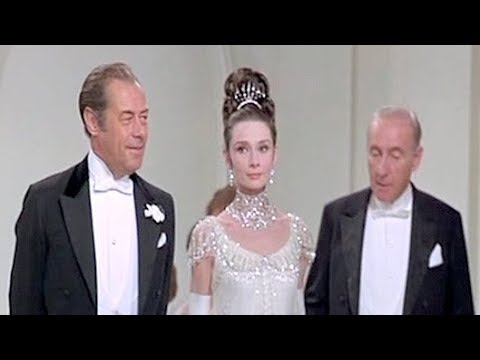 Music+Cinema: My Fair Lady 1)Ball scene- Bal à l'ambassade