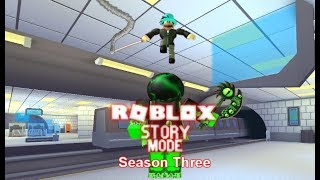 Roblox Story Mode Season Three (Episode 3: The Rise Of Harbinger.)