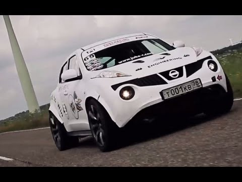 Nissan Juke R Power! (tuning Review)