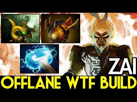 ZAI [Monkey King] Offlane WTF! Build Tanky 7.15 Dota 2 thumbnail