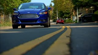 Car Tech - 2014 Ford Fusion Energi Titanium