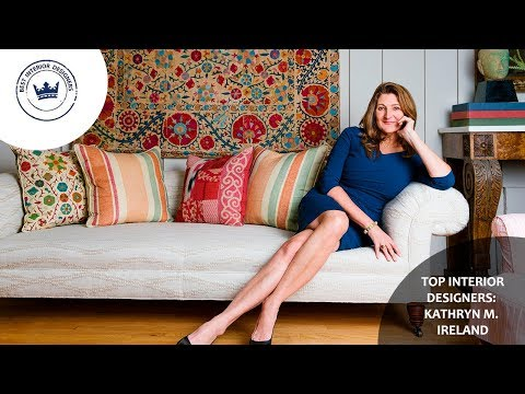 Top Interior Designers: Kathryn M. Ireland