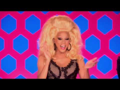HD Alaska Vs Katya  Lip Sync beattle - AS S02E06 Performance - Rupaul's Drag Race All Star 2