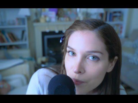 ASMR Francais - Ear To Ear Breathy Whispers - French - Doux Chuchotements - Binaural