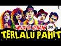 Slank - Terlalu Pahit (Lirik & Kunci Gitar, Official Music Video New Version)