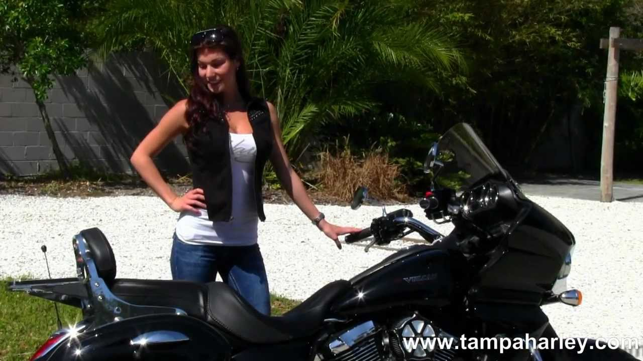 2011 Mustang For Sale >> Used 2011 Kawasaki Vulcan 1700 Vaquero Motorcycles for sale - YouTube