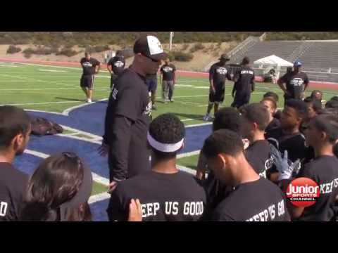 Junior Sports Channel: NFL Pro Charles Brown
