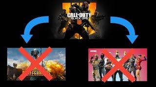 ЭТА ИГРА УБЬЁТ PUBG И FORTNITE! Call of duty: Black ops 4 - Blackout (Battle royale)