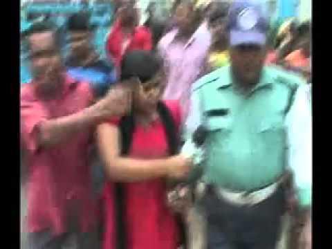 BANGLADESH POLICE TAKING MONEY