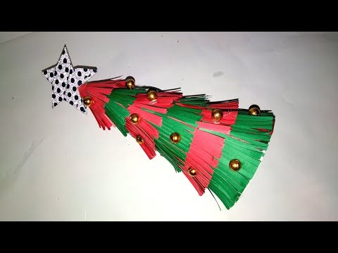 Christmas Special Crafts & Easy Origami | DIY Paper Christmas Idea | Happy Christmas Day 25-12-2018