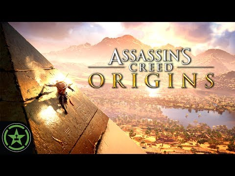 Let's Watch - Assassin's Creed: Origins