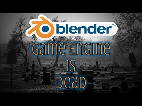 Blender Game Engine is Dead
