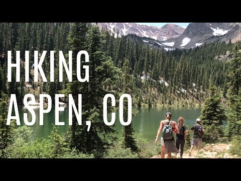 A Day of Hiking: Aspen, CO #DayOne