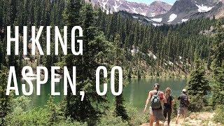 Hiking Aspen