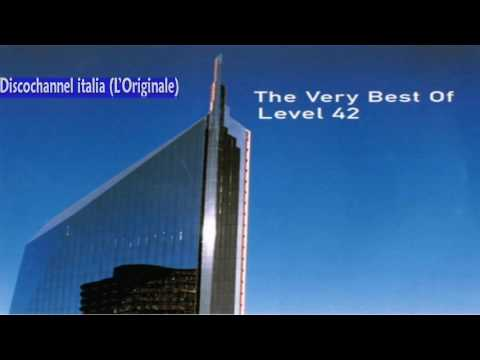 The Very Best Of Level 42 - Level 42 1998 (Facciate:1)