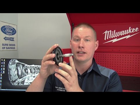 The Most Common Transmission Failure On The Ford Explorer Mustang 5R55S & How To Fix It