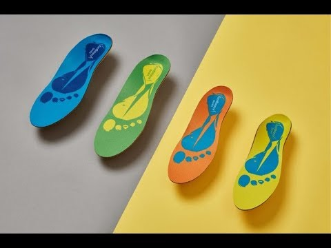 How to mould FootBalance QuickFit custom insoles at home