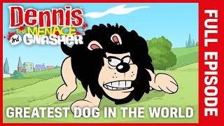 Dennis the Menace and Gnasher | The Greatest Dog in the World | S4 Ep 23