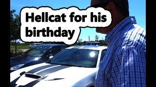 Dodge Charger Hellcat Surprise
