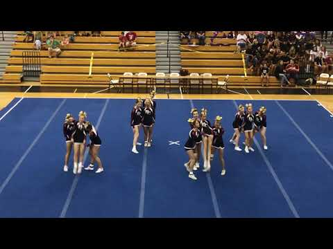 Hebron Christian Academy Lions Cheer 2017