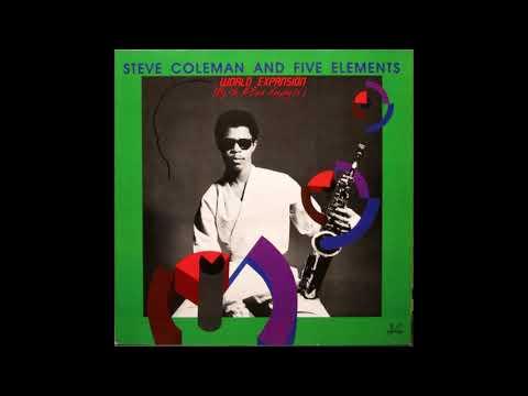 Steve Coleman And Five Elements – World Expansion (LP)