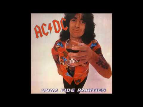 AC/DC - Bona Fide Rarities (Bootleg 2001)
