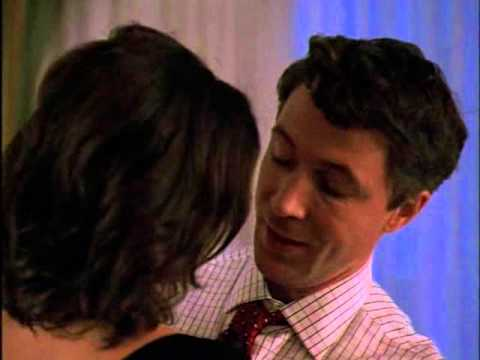 Therese seduces Carcetti (Aidan Gillen) on The Wire