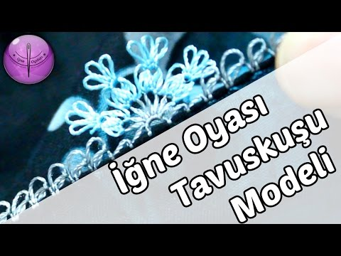 Turkish Needle Lace - DIY - HD Quality
