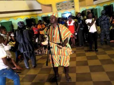 Sambo - live in Kumasi (Ghana) January 2014
