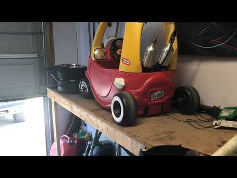 Bagged Cozy Coupe