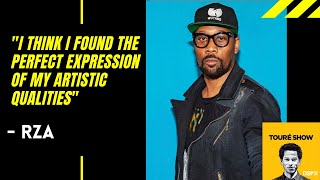 RZA talks about his new film Cut Throat City.