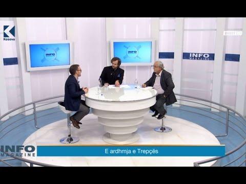 Info Magazine – Lekë Musa, Nysret Maxhera – 07.10.2016 – Klan Kosova