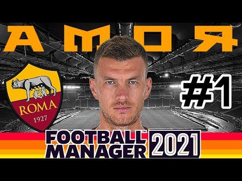 ROMA FM21 BETA | SEASON KICKS OFF  | Part 1 | Football Manager 2021 |