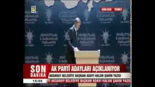AK Parti Aksaray Belediye Başkanı Adayı Haluk Şahin Yazgı Aday Tanıtımı
