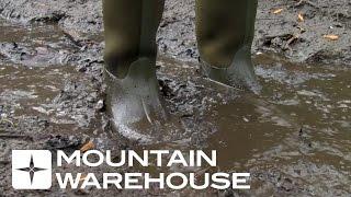 Mountain Warehouse Hommes branche botte wellies