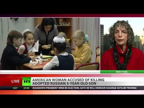 Adopted children not safe in US, better protected in Russia - Mirah Riben on RT
