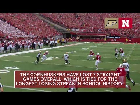 Purdue at Nebraska: Week 5 Preview | Big Ten Football