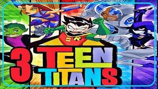 Teen Titans - Part 3 - English