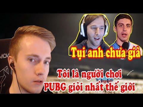 PUBG Highlights | Cao thủ Team Liquid tự nhận là người chơi PUBG giỏi nhất - Cậu bé giao cafe
