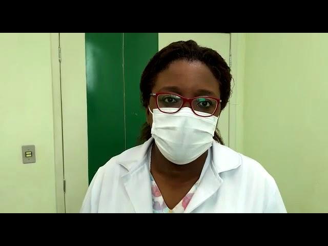 Depoimento da  Enfermeira Gilmara