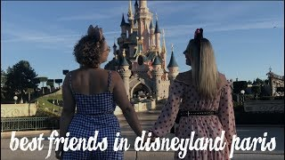 Best Friends in Disneyland Paris! ❤️ #Gifted