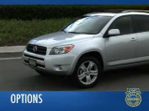 2006 toyota rav4 review kelley blue book youtube. Black Bedroom Furniture Sets. Home Design Ideas