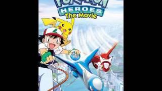 Pokemon Heroes latios & latias Full movie